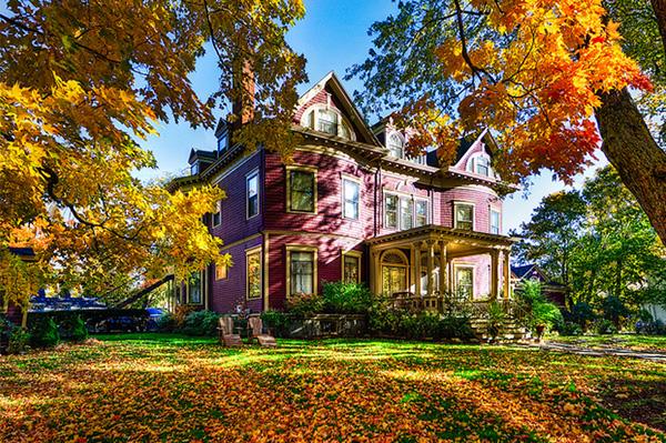 Berry Manor Inn, Rockland, Maine