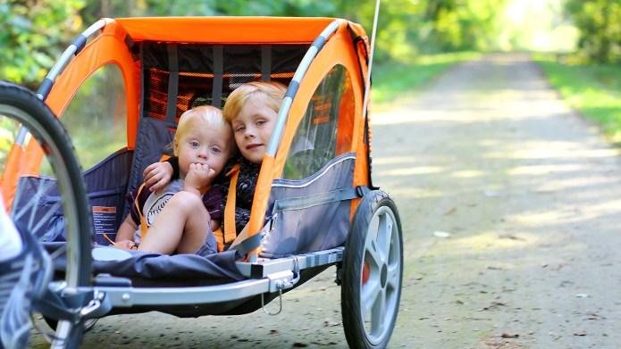 Best Baby Bike Trailers on Amazon