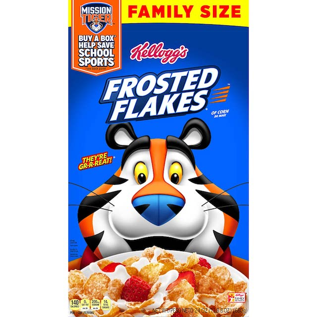 best-cereal-frosted-flakes