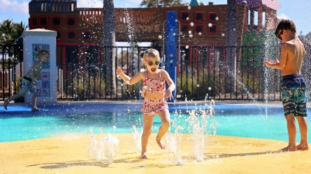 Best Inflatable Splash Sprinkler Pads on