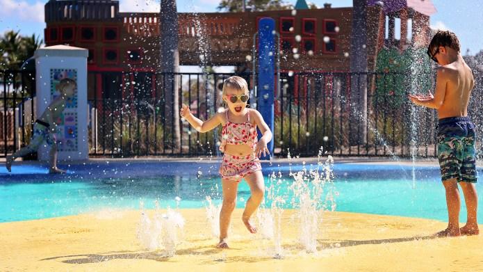 Best Inflatable Splash Sprinkler Pads on