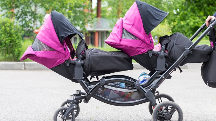 Best Lightweight Double Stroller on Amazon