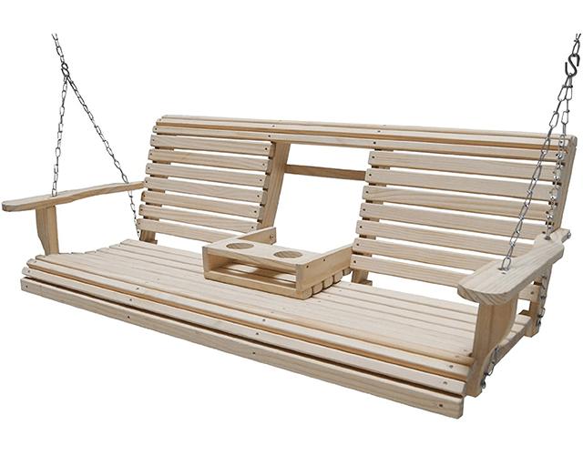 Cupholder Best Porch Swing Amazon