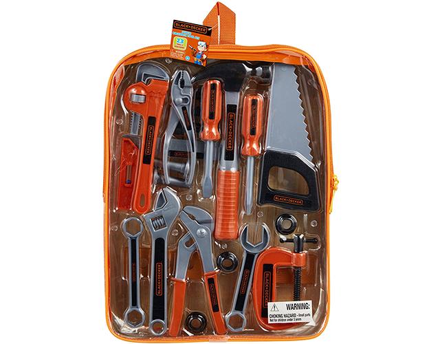 Black & Decker Best Toy Tool Set on Amazon