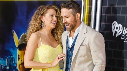 Blake Lively Trolling Ryan Reynolds About