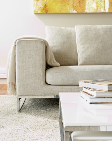 Winter style guide for your home: Living room