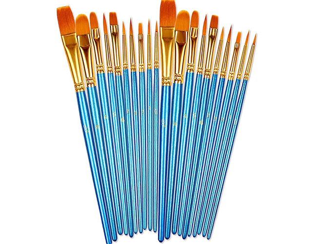 Bosobo Best Oil Paint Brushes on Amazon
