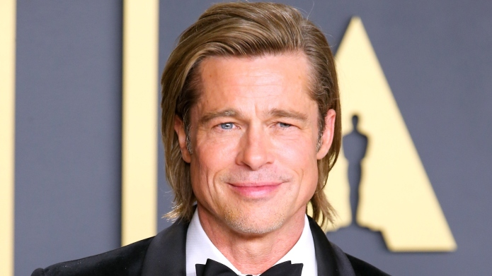 Brad Pitt Gets Emotional Surprising His