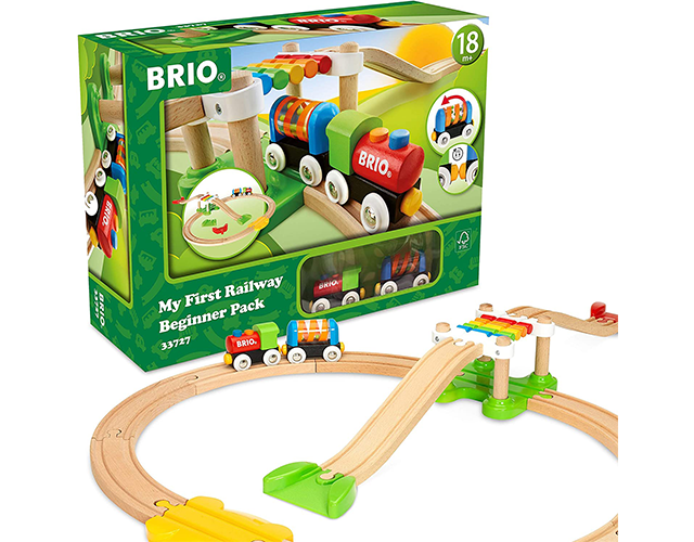 Brio Best Train Sets for Toddlers on Amazon