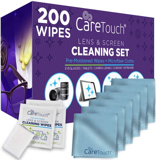 CareTouch Best Gadget Wipes on Amazon