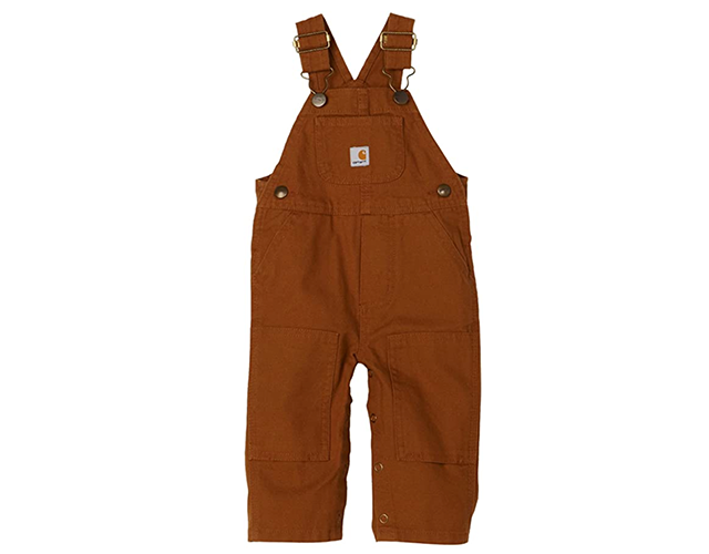 Carhartt Best Overalls for Babies and Toddlers on Amazon