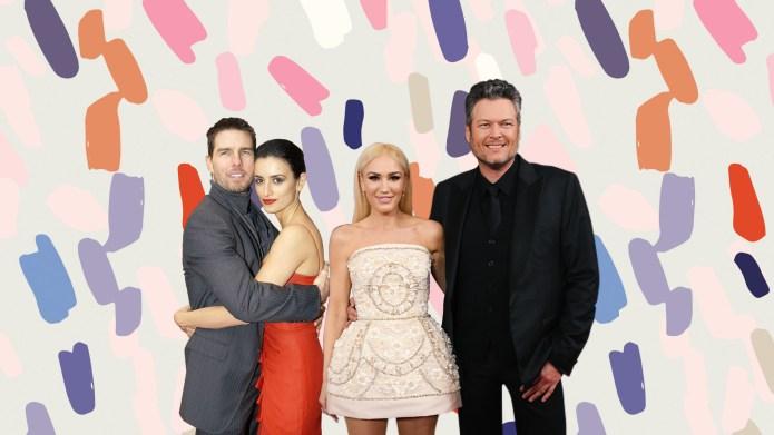 Tom Cruise, Penelope Cruz, Blake Shelton, Gwen Stefani