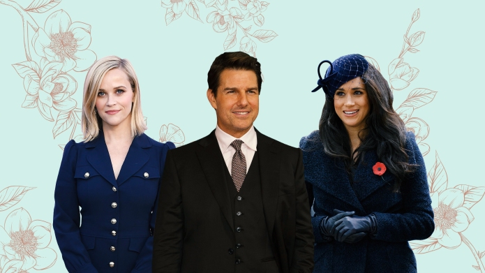 Reese Witherspoon, Meghan Markle, Tom Cruise