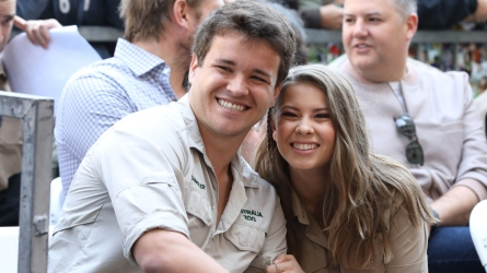 Inside Bindi Irwin's Wedding.