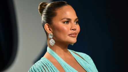 Chrissy Teigen Admits She Feels 'Emotional'