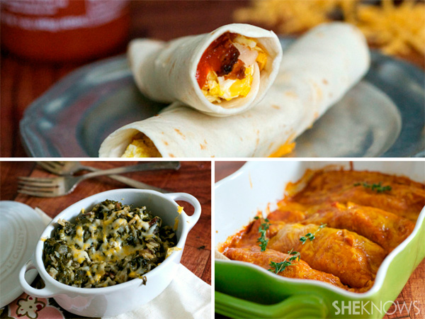 Quick-and-easy recipes you can make ahead