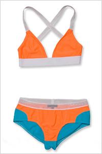 Swimsuit: Rag & Bone bikini