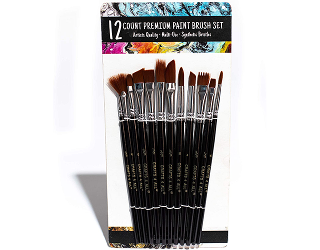 Crafts 4 All best oil paint brushes Amazon