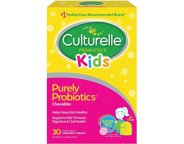Culturelle Best Kids Probiotic on Amazon