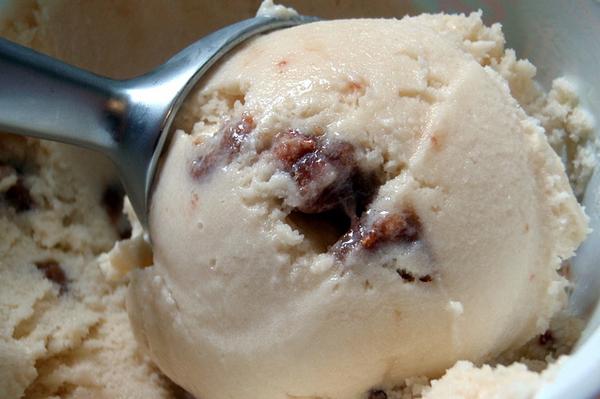 Bacon ice cream