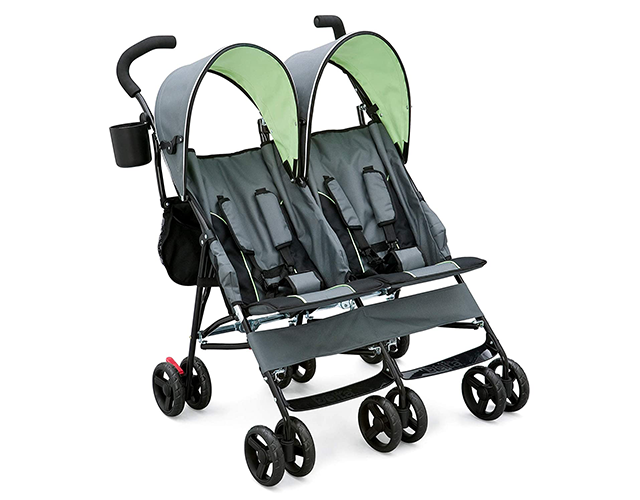 Delta Children Best Lightweight Double Stroller Amazon