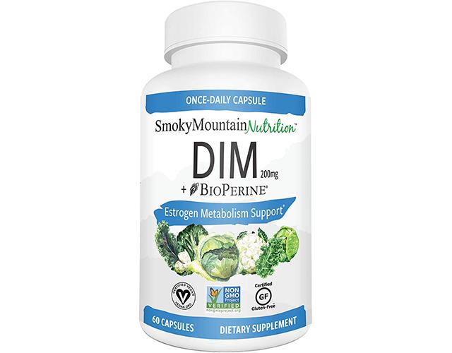 DIM Best Menopause Relief Hormone Balance Supplement on Amazon