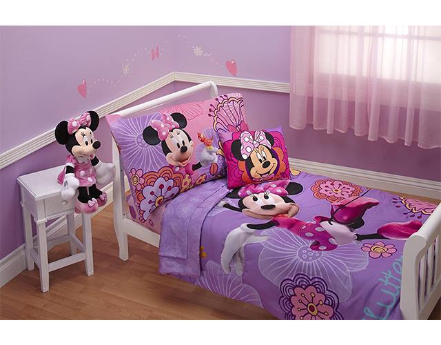 Disney Toddler Bedding on Amazon