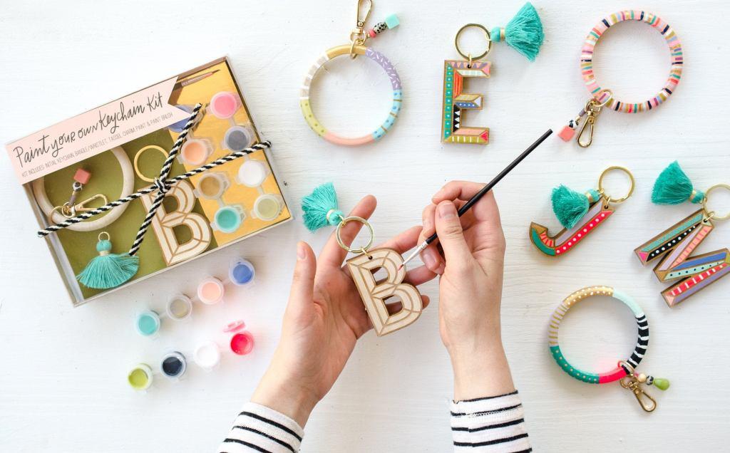 DIY keychain best etsy crafts