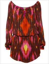Our pick: Haute Hippie Ikat Dress (Net-a-Porter, $395)