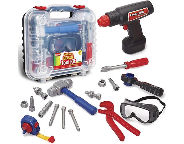 Durable Best Toy Tool Set on Amazon