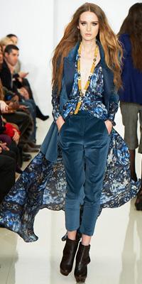 NY Fashion Week 2012 -- Rachel Zoe