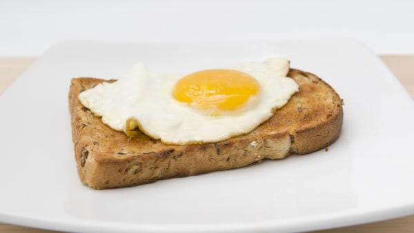 Egg and whole wheat toast | Sheknows.ca