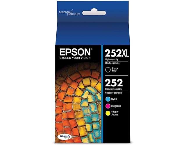 Epson best ink cartridges on Amazon