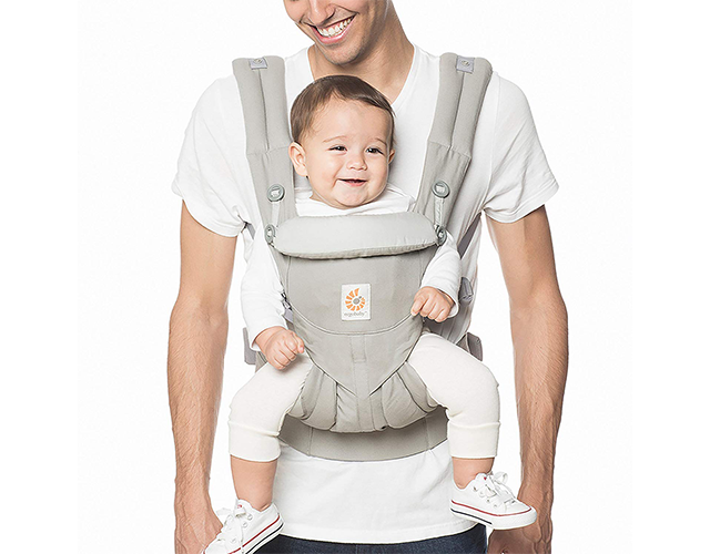Ergobaby Best Baby Carrier Front on Amazon