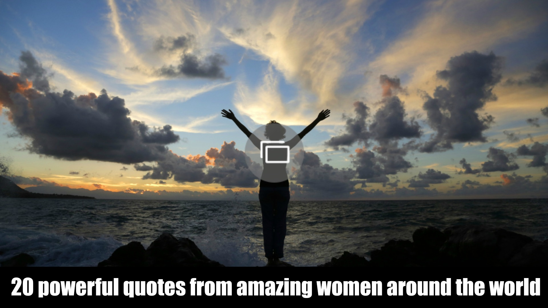 Powerful quotes from women