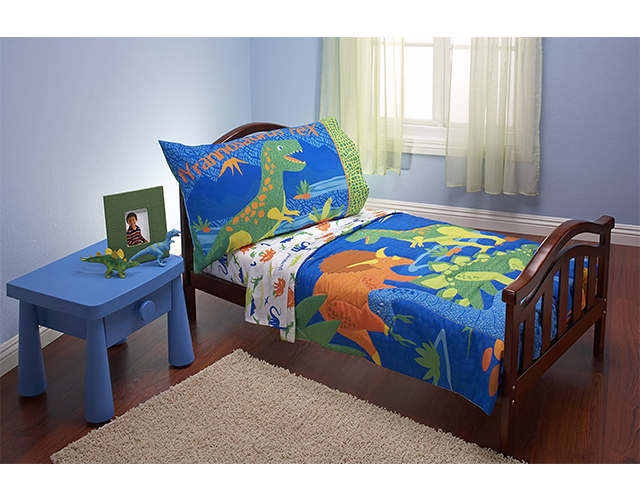 Everyday Toddler Bedding on Amazon