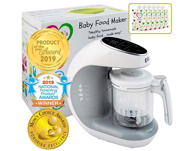 Evlas Best Baby Food Maker on Amazon