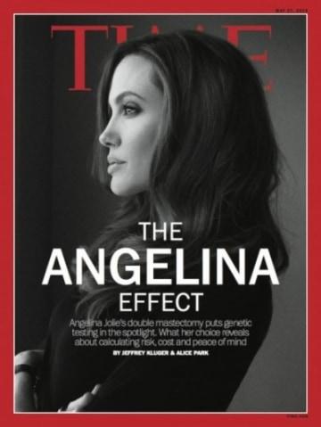 Angelina Jolie Time Magazine cover 2013
