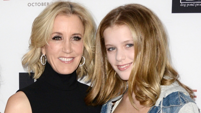 Felicity Huffman's Daughter Has Been Accepted
