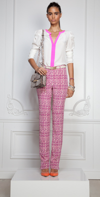 Rachel Roy's 2013 spring/summer line presented at New York Fashion Week