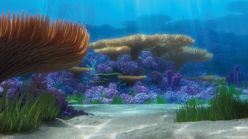 Finding Nemo Zoom Background
