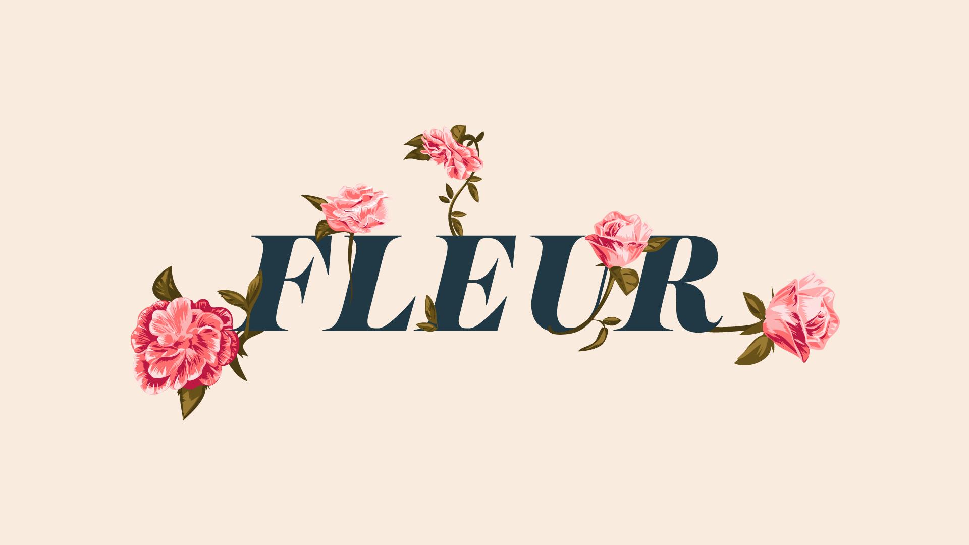Fleur flower baby name