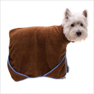 Hamish McBeth Fitted Dog Towel