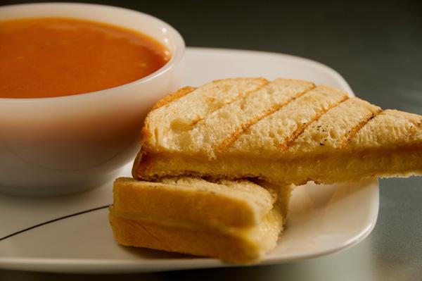 Super soup & sandwich meals