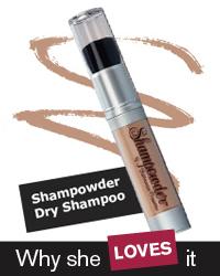 Shampowder Dry Shampoo
