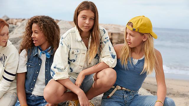 Gap Teen collection