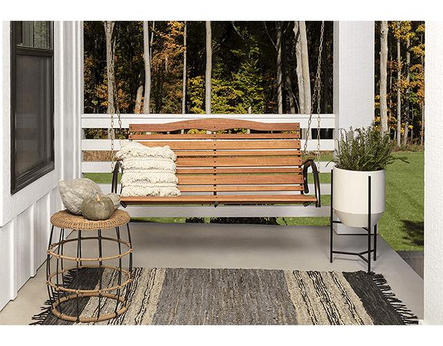 Garden Swing Best Porch Swing Amazon