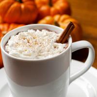 pumpkin pie latte