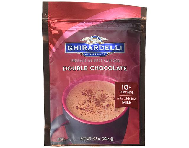 Ghiradelli Best Hot Chocolate on Amazon