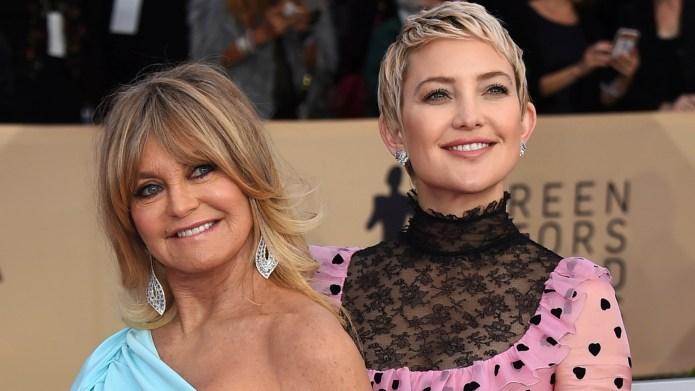 Kate Hudson Reveals Her & Mom